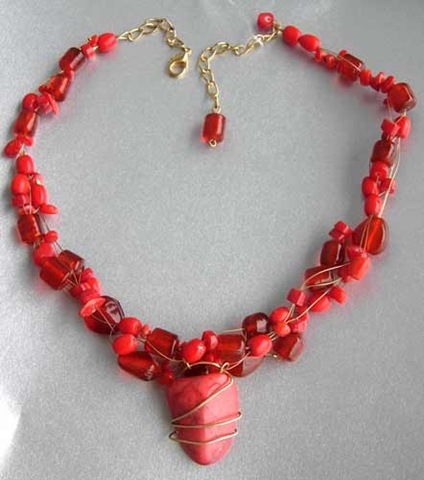 beaded jewelry  :: FineCraftGuild.com