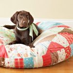 Quilted Dog Beds