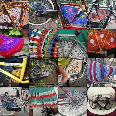 Bike Fashion Crochet Patterns