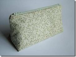 make up bag triangularsides