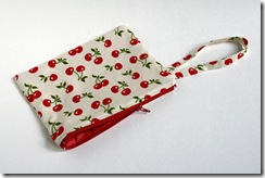 make up bag wristlet