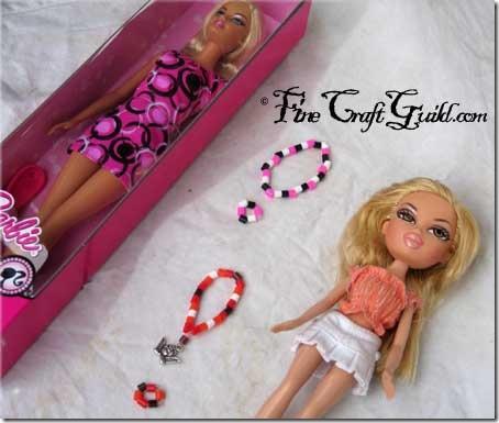Barbie Jewelry, Bratz Jewelry