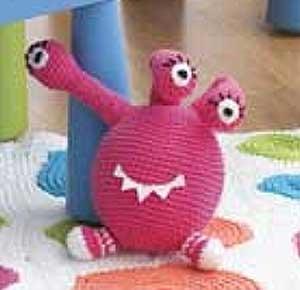 Free Crochet Patterns for Various Monster Amigurumis ⋆ Crochet ... | 290x300