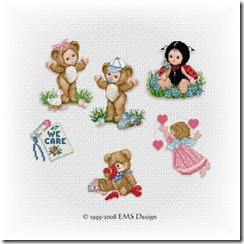 free_baby_embroidery_charts