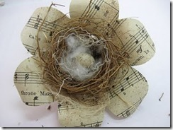 paper flower nest_treasures from the heart gifts