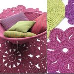 Area Rugs : Contemporary, Handmade, Crochet