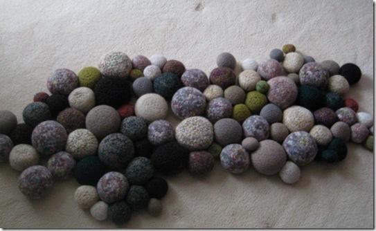 pebble crochet rugsy