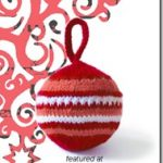 Christmas Tree Ornament :: Free Knitting Pattern