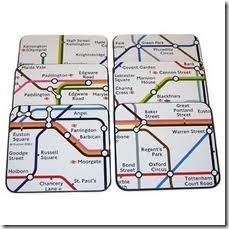 map coasters ltmuseumshop.co.uk