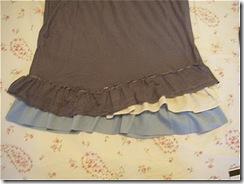 Free Pattern Ruffle Skirts Anthropologie-inspired