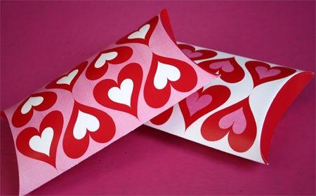 Free Printable Valentine Gift Box