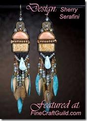 Arizona Sunset Earrings