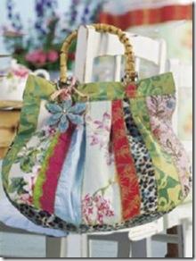 free pleaded bag pattern