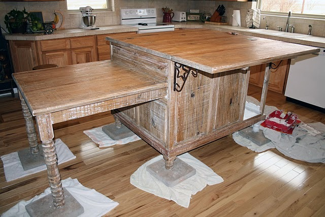 Kitchen Island Makeover Ideas kitchen different ideas diy island | uotsh regarding different