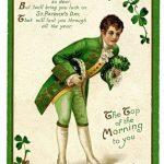 Vintage St. Patrick's Day Postcard