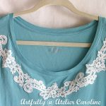 Lacey T-shirt Makeover