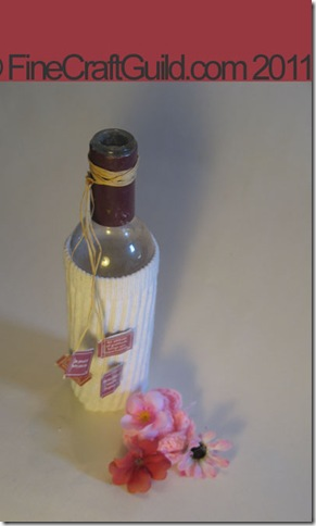 wedding bottle