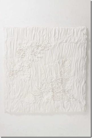Anthropologie bedding quilt