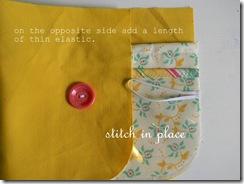 bag organizer sewing patterns