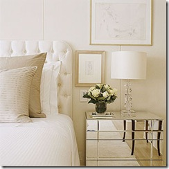 glamorous cushioned headboard :: bedroom furniture :: FineCraftGuild.com