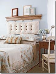 headboard hanging cushion :: bedroom furniture :: FineCraftGuild.com