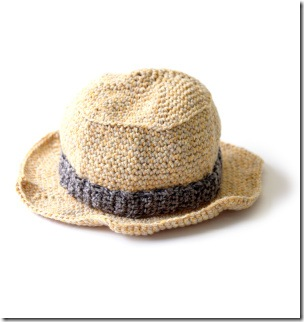 Kids Hat Crochet Pattern