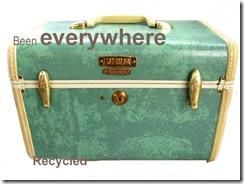 suitcases storage