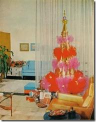 Pompom Tree - Alternative Christmas Trees - FineCraftGuild.com