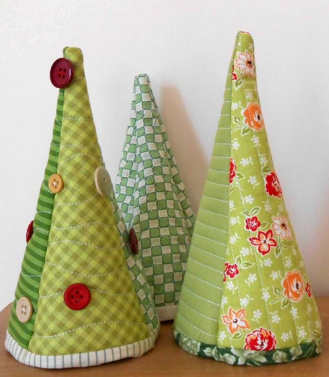 3 Christmas In July Crafts for Quilters