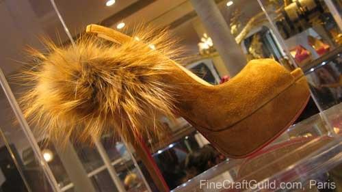 Fabulous Parisian Shoe Fashion
