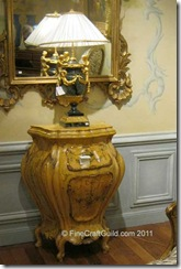 Italian antique furniture