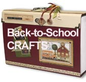 12 Back to School Crafts