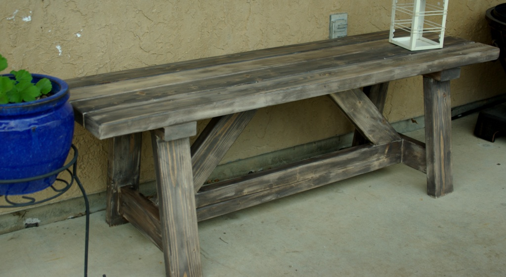 Super Rustic Wooden Stone Garden Benches Dailytribune Chair Design For Home Dailytribuneorg