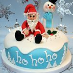 Christmas Cakes & Cookies ~ Ideas, Cutters & Stencils