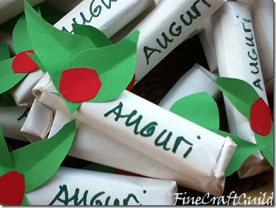 Auguri – Handmade School Christmas Treats