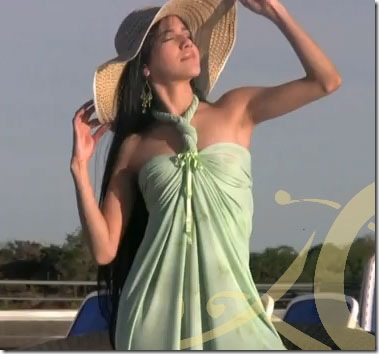 maxi dresses sewing pattern