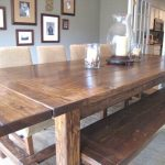 Italian Farmhouse Kitchen Table