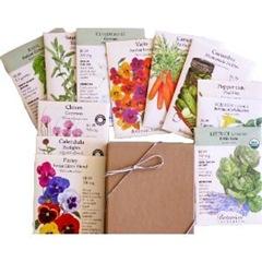 Vertical Vegetable Garden :: edible flower garden :: FineCraftGuild.com