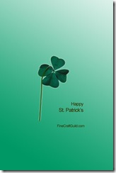 st patricks day iphone 4 background