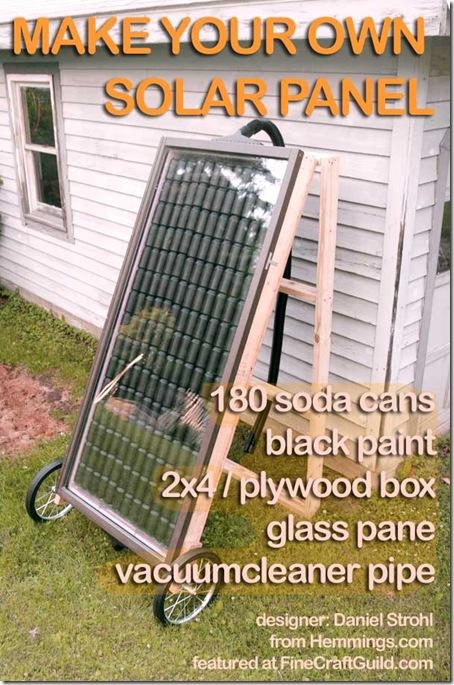 diy solar heater how to tutorial