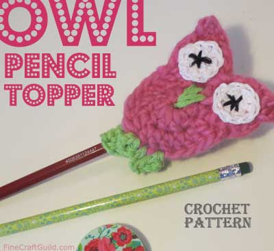 owls, crochet patterns