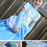 Cinderella Dress Halloween Costume