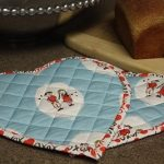 Quilting Heart Potholders