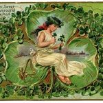 Vintage St Patricks Day Postcard