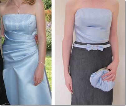 dresses refashioning