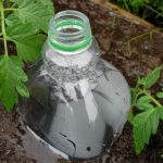 Drip Irrigation System w Recycled Bottles