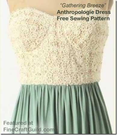 anthropologie - inspired summer dresses