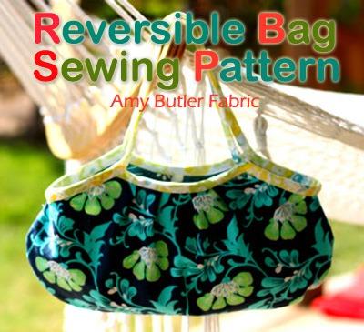 Reversible Spring Bag – Beginners Sewing Pattern