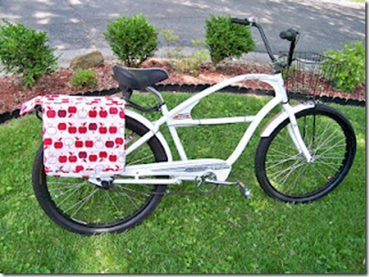bike bags pattern