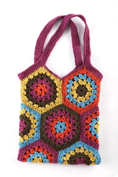 Crochet Over The Shoulder Bag Pattern 80